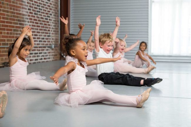 Why is a young dancer important to the health of a studio?